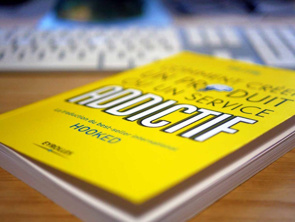 livre comment creer un produit service addictif